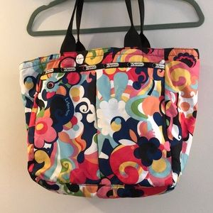 Floral LeSportsac